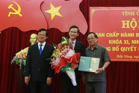 Phó Chủ tịch tỉnh Đắk Nông làm Phó ban cán sự Đảng Văn phòng Chính phủ