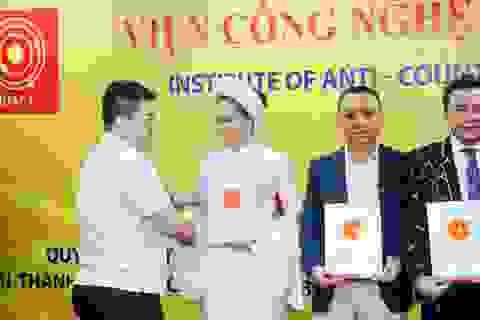 Nữ hoàng Văn hoá tâm linh Việt Nam, một bông hồng trên mặt trận chống hàng giả Việt Nam