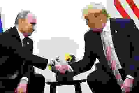 Tổng thống Trump đặt nền tảng cho trật tự thế giới mới tại G20