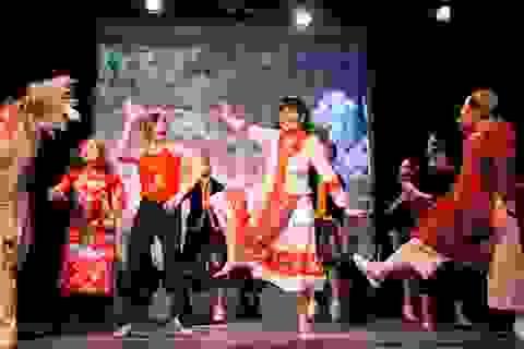 Dự án nghệ thuật nhân văn quảng bá văn hoá Việt tại 3 thành phố ở Pháp