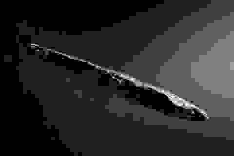 Vật thể liên sao kì lạ Oumuamua khiến giới khoa học đau đầu