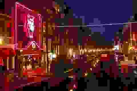 Thành phố Hà Lan cân nhắc đóng cửa phố đèn đỏ nổi tiếng