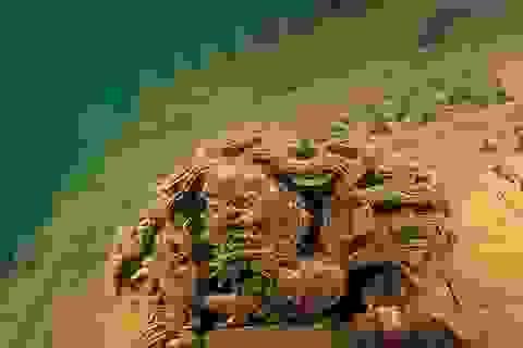 Thành phố cổ đại dưới đáy hồ suốt nghìn năm còn vẹn nguyên