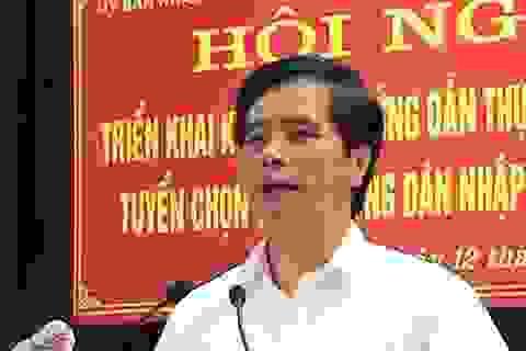Hà Nội: Nguyên Bí thư huyện Phúc Thọ bị bãi nhiệm chức Chủ tịch HĐND