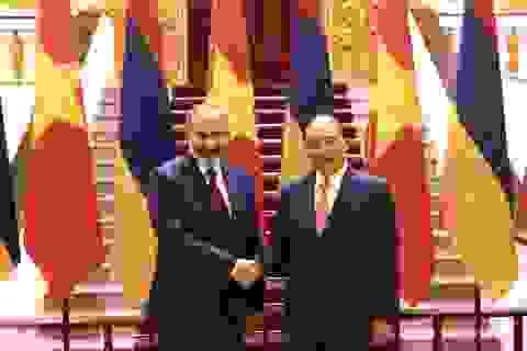 Thủ tướng Armenia muốntạo bước ngoặt về chất trong quan hệ với Việt Nam
