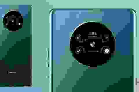 Lộ ảnh Huawei Mate 30 với thiết kế 4 camera độc đáo