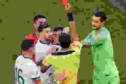 Messi nhận thẻ đỏ, Argentina nhọc nhằn giành hạng ba Copa America