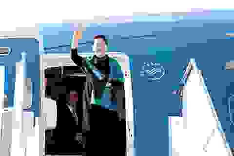 Chủ tịch Quốc hội lên đường thăm chính thức nước Cộng hòa Nhân dân Trung Hoa