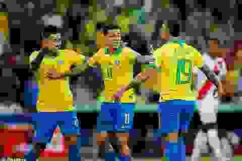 Chiến thắng trong thế thiếu người, Brazil vô địch Copa America