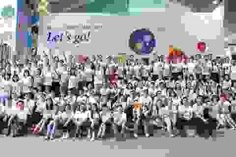 """Hơn 250 nhân viên Roche Việt Nam trên toàn quốc thực hiện """"Đi bộ vì Trẻ em"""""""