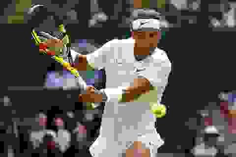 """Djokovic, Federer, Nadal """"cùng hẹn"""" vào tứ kết Wimbledon 2019"""