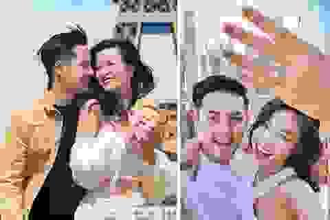 Đông Nhi hạnh phúc khoe nhẫn cầu hôn của Ông Cao Thắng