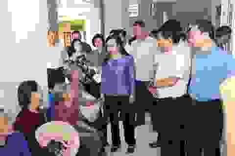 Đoàn công tác Bộ Y tế làm việc tại Hà Nam