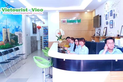 Vietourist khai trương 6 văn phòng du lịch lữ hành trong 1 tuần