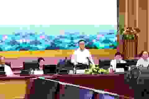 Bộ trưởng Trần Hồng Hà: Tháo gỡ bất cập, giải quyết tận gốc vấn đề rác thải