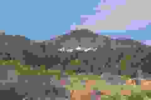Biệt thự đua nhau mọc trên ngọn núi tuyệt đẹp sát Vịnh Nha Trang