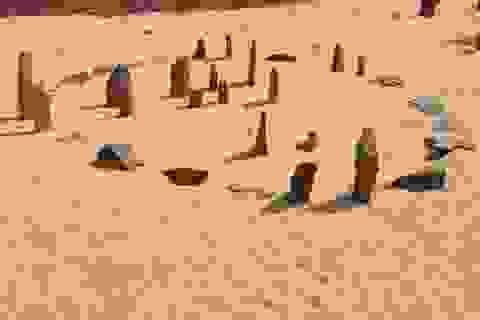 Những bí ẩn chưa tìm được lời giải đáp tại các sa mạc rộng lớn