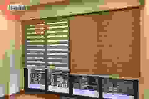 Rèm cầu vồng: Mẫu rèm cửa thông minh đang được ưa chuộng tại Rèm Huy Anh