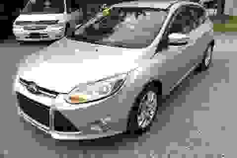 Ford triệu hồi xe Focus vì nguy cơ hỏng bình xăng
