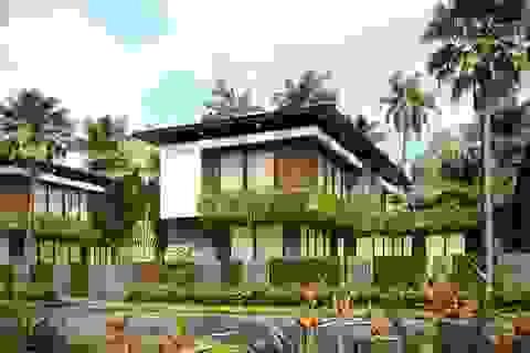 Goldsand Hill Villa: Biệt thự nghỉ dưỡng 5 sao hoàn thiện 90% hạ tầng