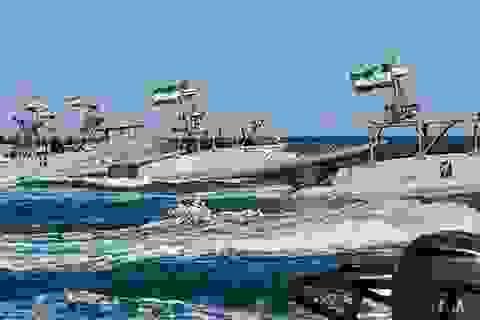 Mỹ có thể yêu cầu Nhật - Hàn đưa quân tới vùng biển sát Iran