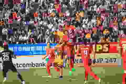 CLB Nam Định đánh bại Viettel tại Thiên Trường