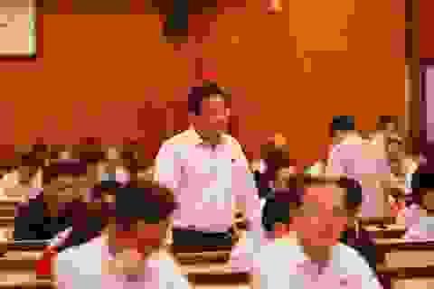 Phó Chủ tịch HĐND TPHCM: Xử lý nghiêm cán bộ sai phạm vụ Thủ Thiêm