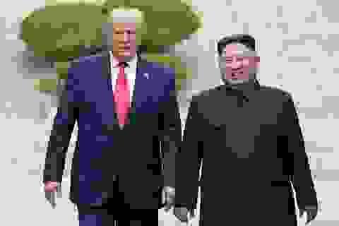 """Tổng thống Trump: """"Ông Kim Jong-un ít cười, trừ khi gặp tôi"""""""