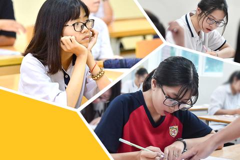 Hơn 542.000 thí sinh đạt điểm dưới trung bình môn tiếng Anh THPT quốc gia 2019