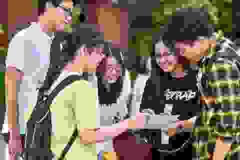 Không có thí sinh nào đạt 30/30 điểm ở tổ hợp xét tuyển đại học 2019
