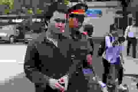 Á hậu bán dâm với giá 5.000 USD vắng mặt tại tòa