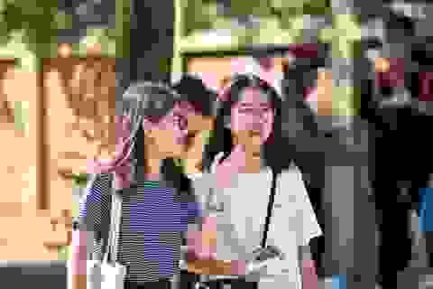 ĐIểm chuẩn trường ĐH Y Hà Nội, ĐH Luật Hà Nội:  Từ 26,75 -  27,25 điểm