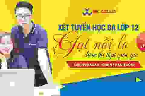 Học viện CNTT Bách Khoa (BKACAD) thông báo điểm chuẩn xét tuyển học bạ 2019