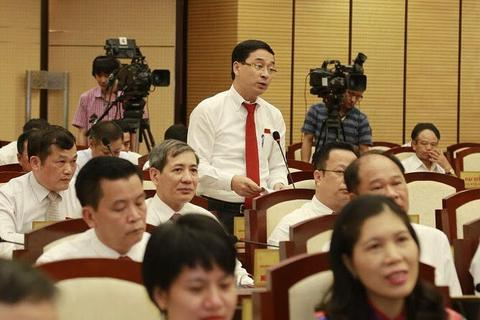 Hà Nội cần cơ cấu ngành công nghiệp và công nghiệp hỗ trợ định hướng 2025 tầm nhìn 2045