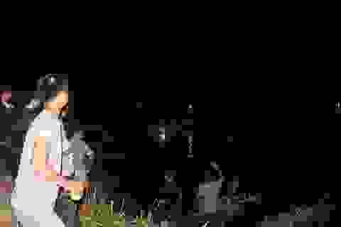 Rủ nhau tắm sông Đà, 4 sinh viên bị đuối nước thương tâm
