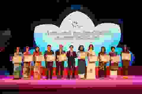 Phó Thủ tướng Vũ Đức Đam dự lễ trao giải thưởng Du lịch Việt Nam 2019