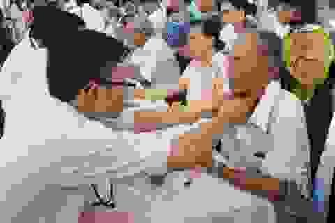 3.000 người được khám sàng lọc miễn phí bệnh đái tháo đường và bệnh lý tuyến giáp