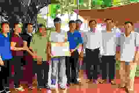 Cứu sống sinh viên ĐH Bách khoa Hà Nội bị đuối nước