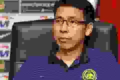 HLV Malaysia nói gì khi nằm chung bảng tuyển Việt Nam, Thái Lan?