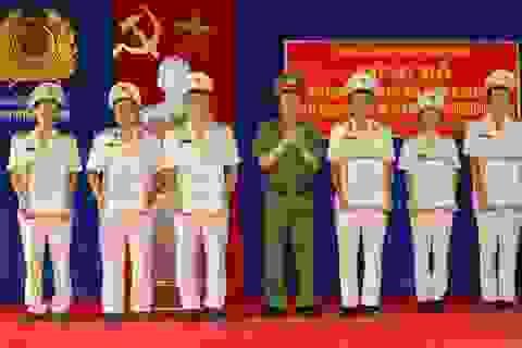 Hà Nam: Điều động công an chính quy về đảm nhiệm chức danh công an xã