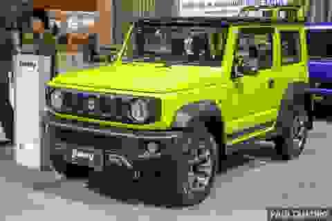 """SUV """"tí hon"""" Suzuki Jimny ra mắt tại Indonesia với giá rẻ hơn dự kiến"""