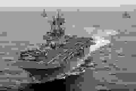 """""""Chảo lửa"""" vùng Vịnh thêm căng thẳng sau vụ Mỹ bắn rơi máy bay Iran"""