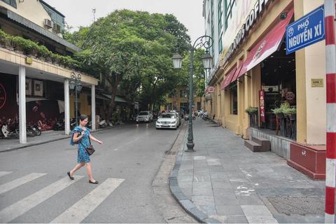 """""""Điểm danh"""" những con phố siêu ngắn ở Hà Nội"""