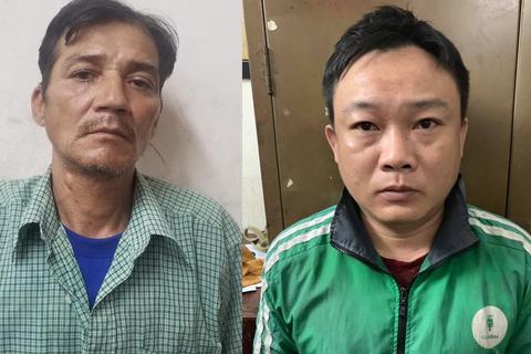 Trinh sát đặc nhiệm bắt liên tiếp 2 tên trộm liều lĩnh ở trung tâm Sài Gòn