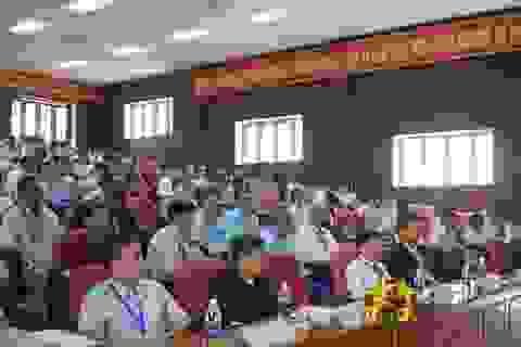 Hơn 200 học giả trong và ngoài nước tham dự hội nghị quốc tế về Kỹ thuật - Khoa học