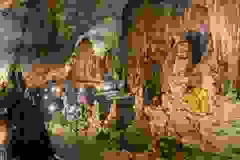 Động Thiên Đường được công nhận có hệ thống thạch nhũ, măng đá độc đáo và tráng lệ nhất Châu Á