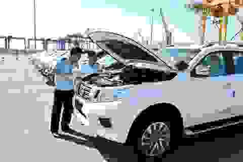 Phát hiện hàng chục xe nhập khẩu bị tẩy xóa số khung, chất lượng kém