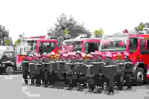 Trường ĐH Phòng cháy chữa cháy: Ngưỡng điểm xét tuyển hệ công an là 17,75, hệ dân sự là 14