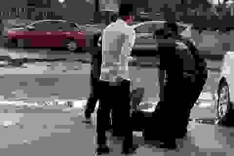 """Vụ nhân viên công ty Địa ốc Alibaba xô xát với khách: Có dấu hiệu hành vi """"cố ý gây thương tích"""""""