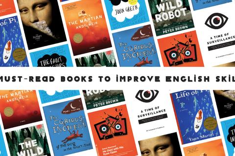 5 cuốn sách hay nhất giúp bạn cải thiện trình độ đọc - hiểu và từ vựng tiếng Anh